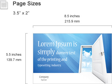 Page Sizes