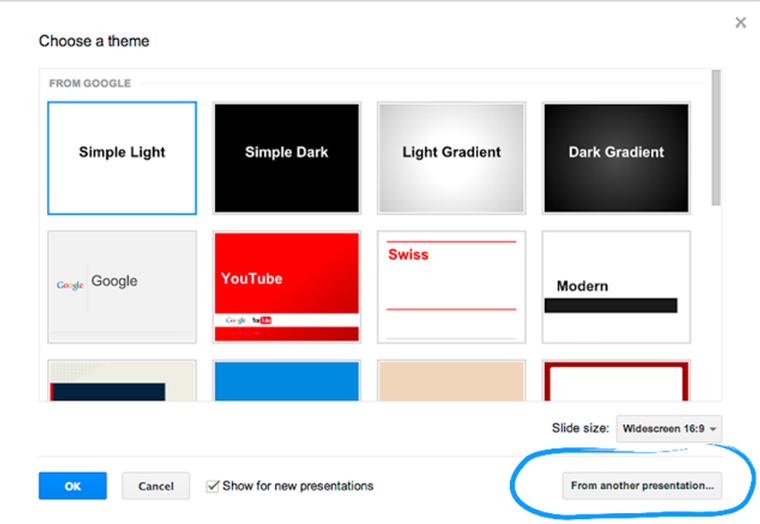 Free Google Powerpoint Templates
