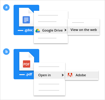 Google Drive – Opening And Updating Your Stored Files