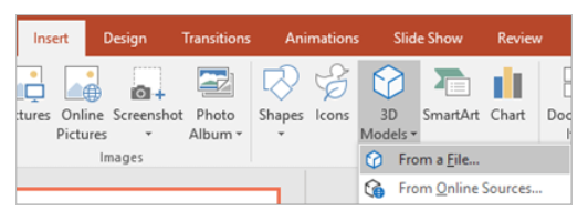 PowerPoint Presentations – Getting Creative With 3D